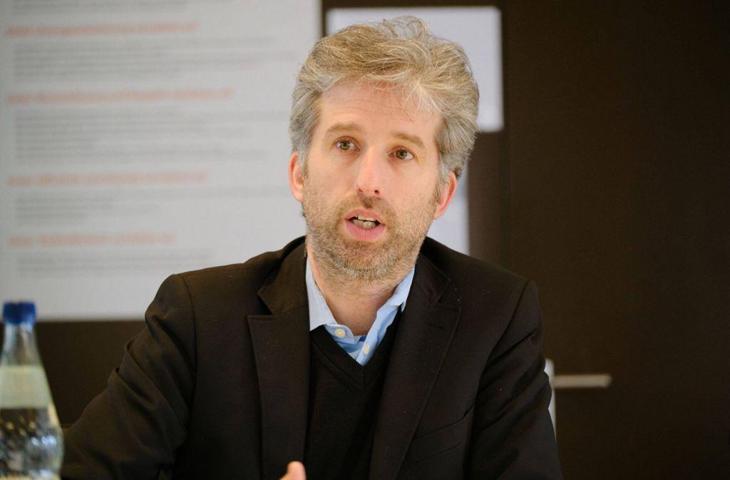 Boris Palmer kritisiert den weltweiten Lockdown der Wirtschaft erneut scharf. Foto: imago images/Eibner/Eibner-Pressefoto/Thomas Dinges