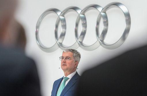 Audi-Chef Rupert Stadler legt Haftbeschwerde ein