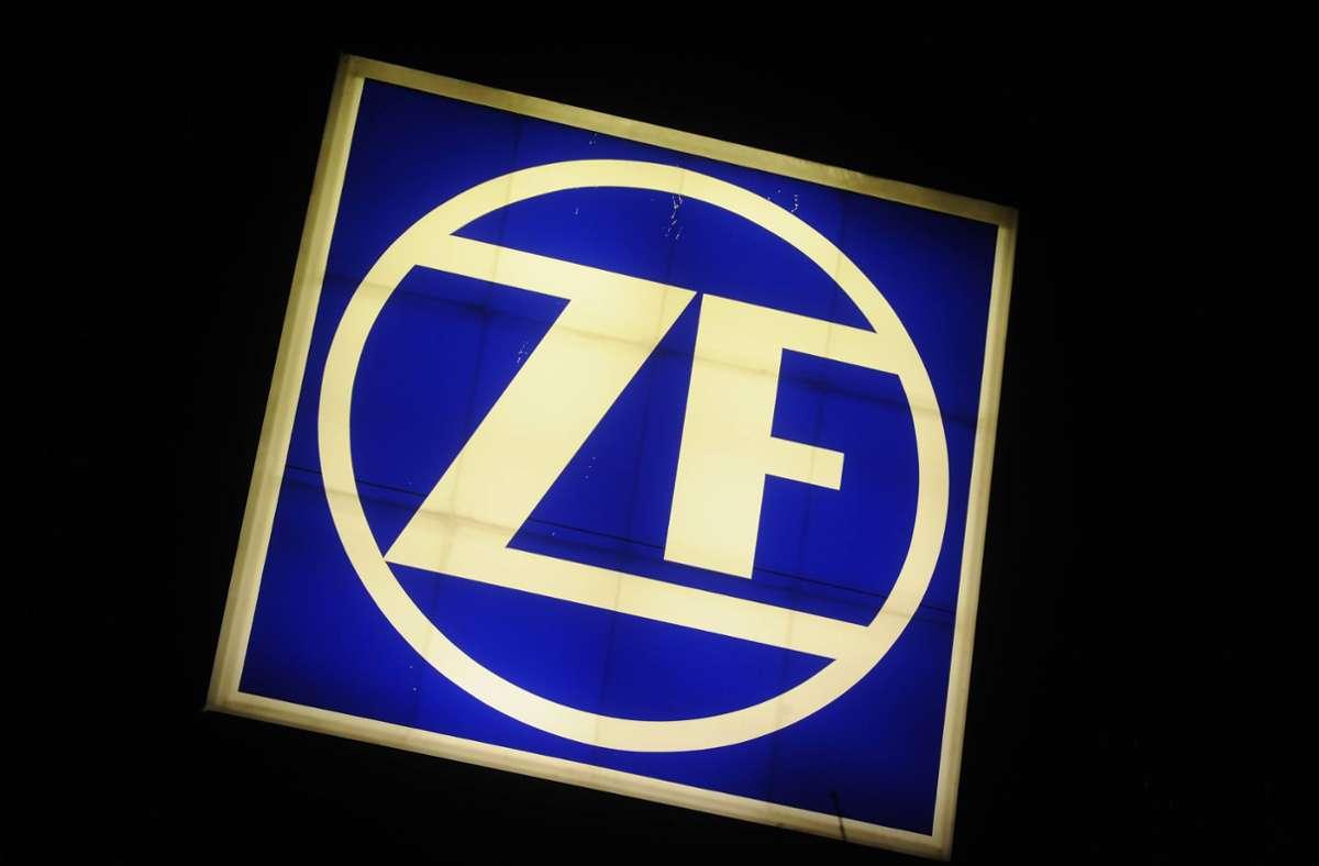 ZF hat seinen Sitz in Friedrichshafen am Bodensee. Foto: imago/Becker&Bredel/bub