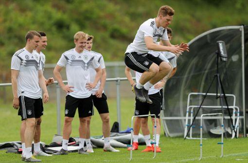 Was macht das DFB-Team ausgerechnet in Venlo?