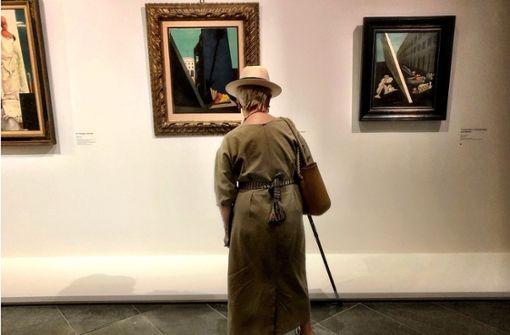 Corona verleiht Giorgio de Chirico erschreckende Aktualität