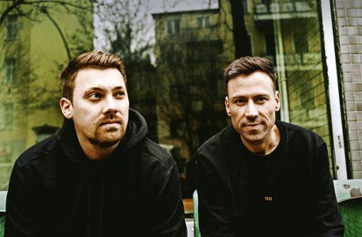 Rap mit Häusle-Bauer-Attitüde
