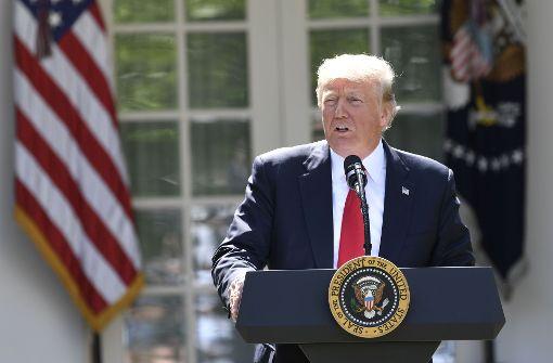 Merkel: Ausstieg der USA aus Pariser Abkommen