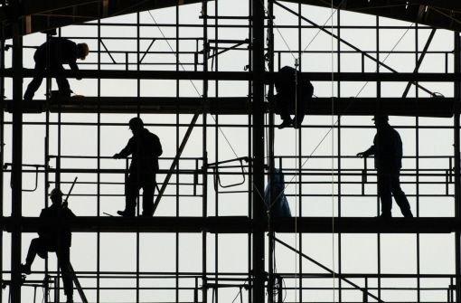 Schattenwirtschaft ist auf niedrigstem Stand seit 18 Jahren