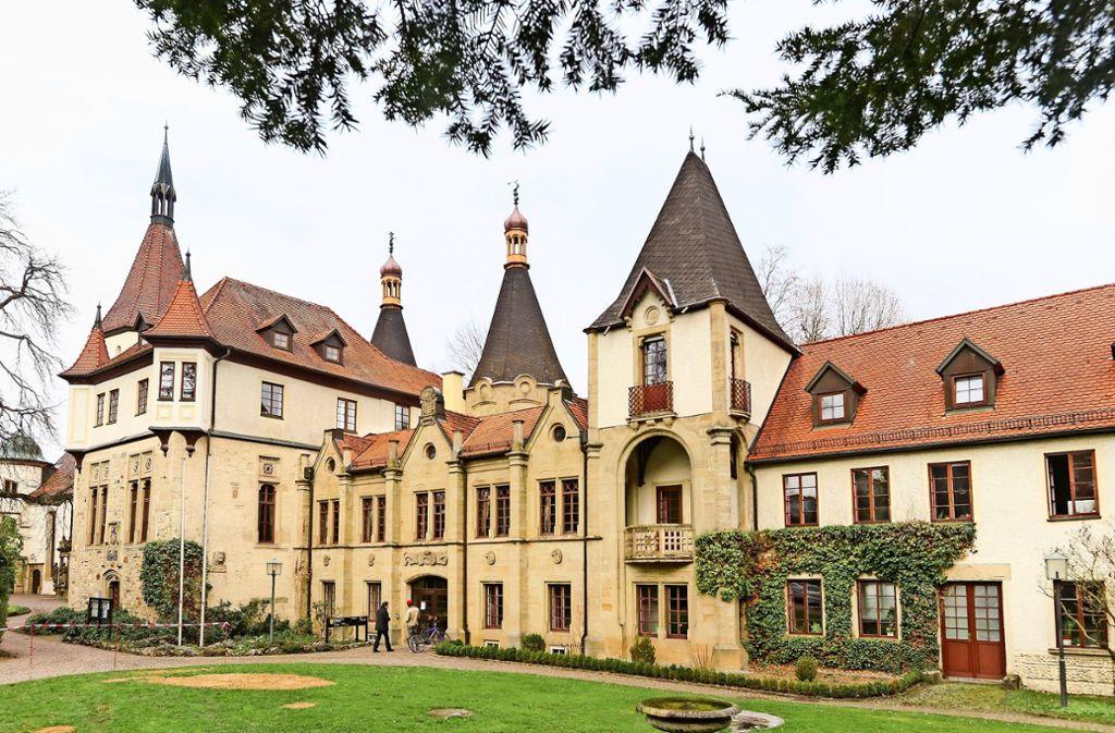 Hinter Schlossmauern berät der Gemeinderat Foto: factum/Archiv