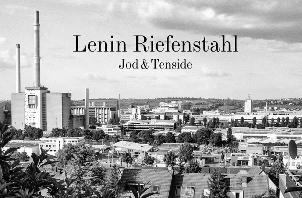 Das Cover der neuen EP von Lenin Riefenstahl Foto: Christian Rottler