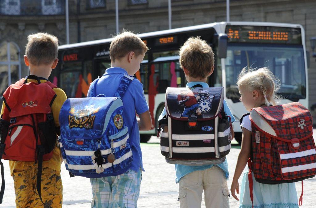 Dass Eltern an den Kosten für den Schulbus beteiligt werden, ist laut Gericht zulässig. Foto: dpa