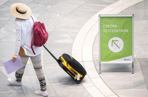 Bund und Länder wollen offenbar Testpflicht bei Reisen verschärfen