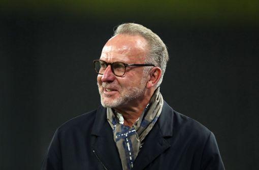 Boss des FC Bayern München kritisiert Entwicklung von Profi-Gehältern