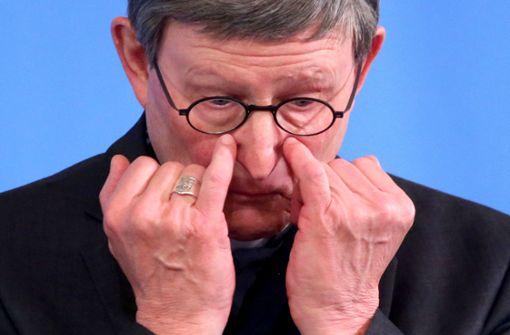 Kölner Kardinal wusste offenbar bereits 2010 von Missbrauchsvorwürfen
