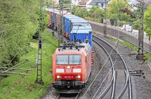 DB Cargo will  CO2-frei an Europas Spitze