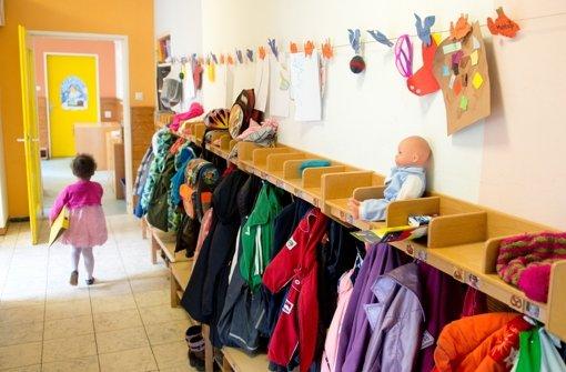 Es fehlen Plätze für Kleinkinder