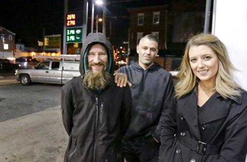 Spendenkampagne für Obdachlosen entpuppt sich als Betrug