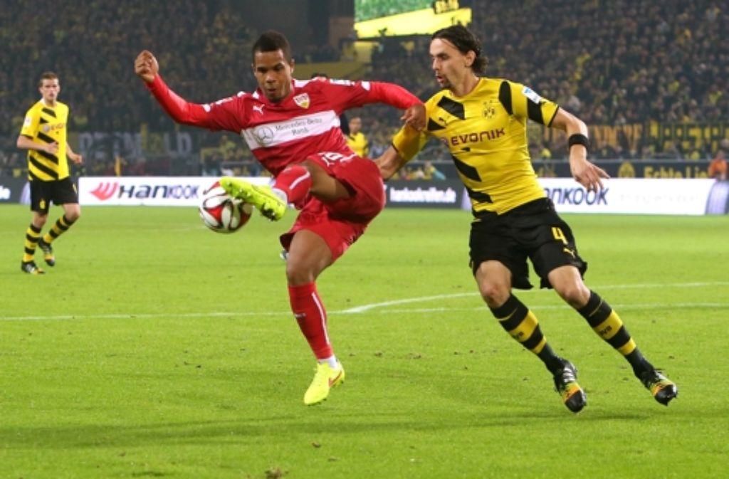 Daniel Didavi soll dem VfB Stuttgart erhalten bleiben.  Foto: Pressefoto Baumann