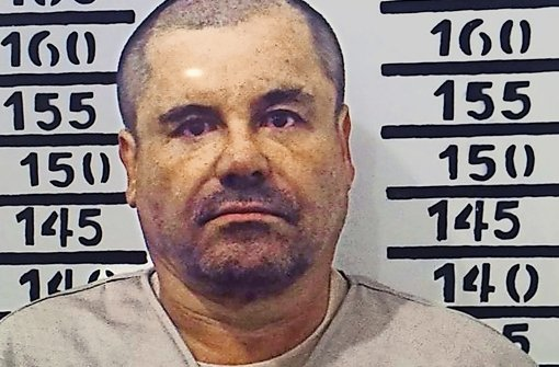 Drogenboss  Guzmán ist verzweifelt. Foto: AFP
