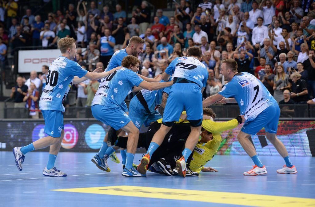 Stuttgart Handball Bundesliga
