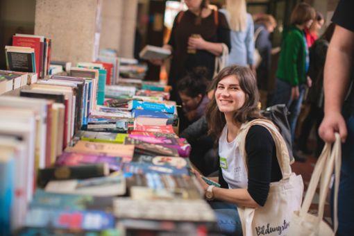 Bücherbörse findet zum ersten Mal statt
