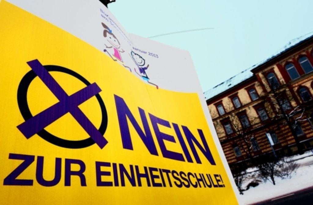 Ein regelrechter Wahlkampf hat den  Bürgerentscheid in Saulgau begleitet. Foto: dpa