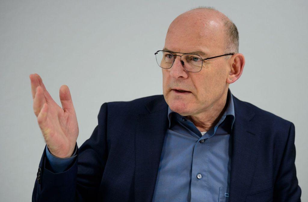 Die Förderung von elektrischen Fahrzeugen ist laut Verkehrsminister Winfried Hermann sehr gefragt. Foto: dpa