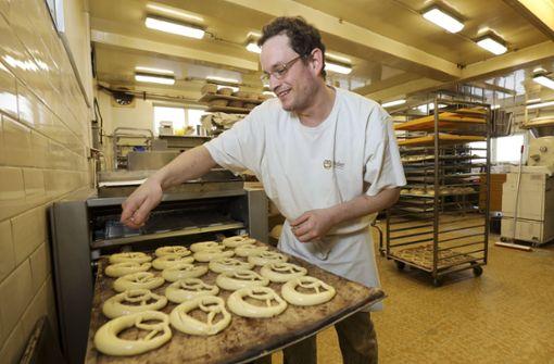 Gute Brezeln, guter Bäcker, gute Inklusion