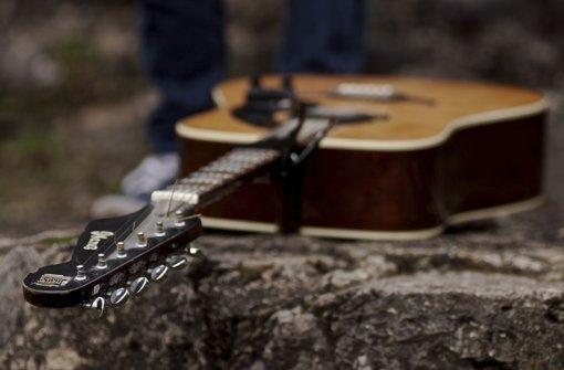 Improtheater und Gitarrenmusik