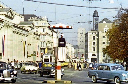 Eine Reise zurück  ins  Stuttgart  der 1960er Jahre