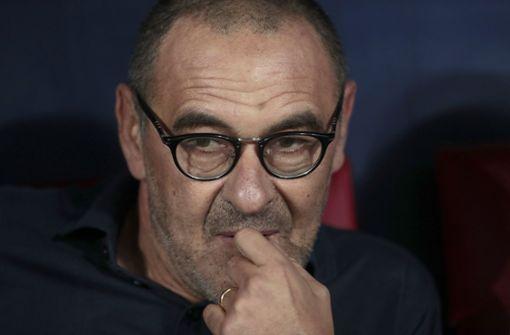 Italienischer Rekordmeister  trennt sich von Trainer Maurizio Sarri