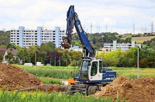 In Ludwigsburg explodieren die Bodenpreise
