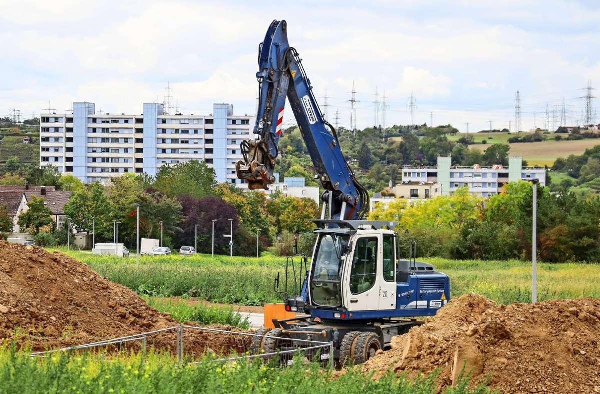 Das Angebot ist klein, die Preise sind hoch: In Ludwigsburg werden zurzeit nur wenige Neubaugebiete erschlossen (das Foto zeigt das Schauinsland). Foto: factum/Simon Granville