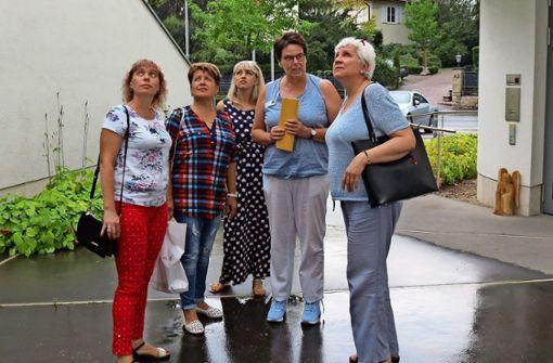 Für Mediziner aus der Ukraine ist manches fremd