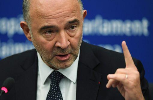 Brüssel weist Italiens Haushalt für 2019 zurück