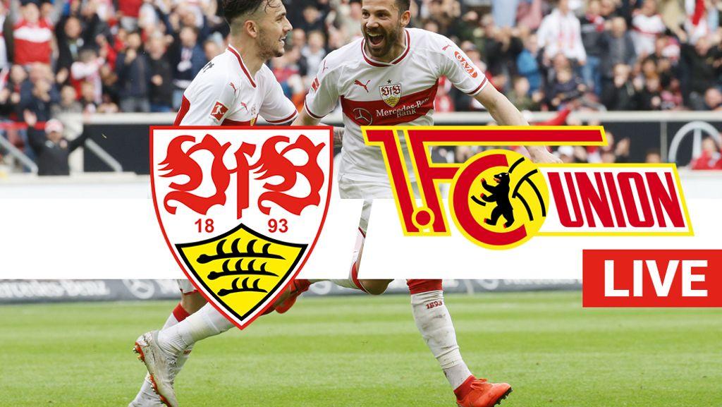 Liveticker: Zieler bewahrt den VfB vor Rückstand