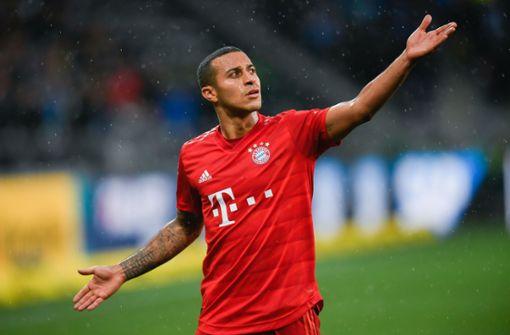 Thiago hinterlässt beim FC Bayern Lücke – emotionaler Abschied