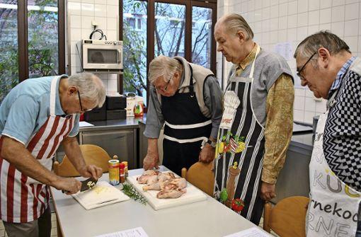 Kochen leichtgemacht für Männer