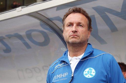 Stuttgarter Kickers verspielen 3:1-Führung