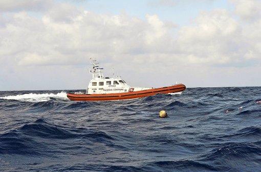 Boot von Flüchtlingstragödie geborgen