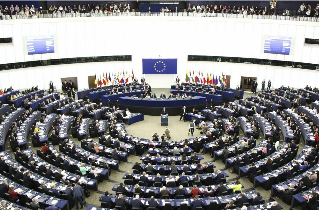 Für Splitterparteien wird es bei der nächsten Wahl zum EU-Parlament eng. Foto: dpa