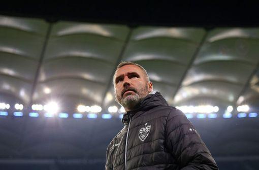 VfB Stuttgart – ein Jahrzehnt des        Niedergangs