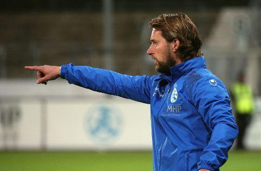 Stuttgarter Kickers verlieren 1:4 gegen SV Elversberg