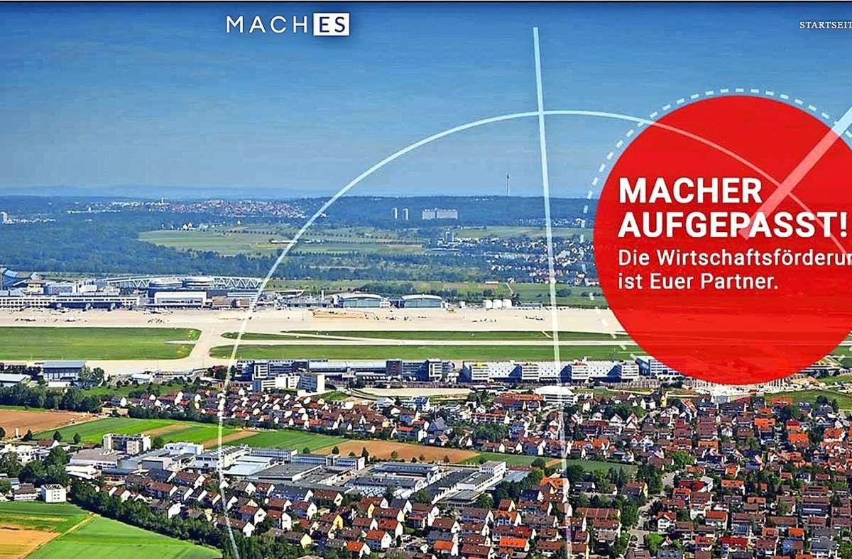 Unter  www.maches.info  sollen Start-ups künftig beraten werden. Foto: Caroline Holowiecki