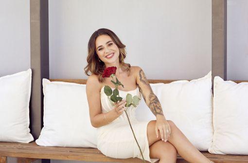 Stuttgarterin Melissa verteilt bald Rosen