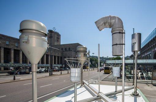 Dobrindt zeigt Weg für Fahrverbot in Stuttgart auf