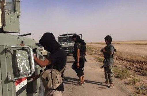 IS-Attentäter soll aus Freiburg kommen
