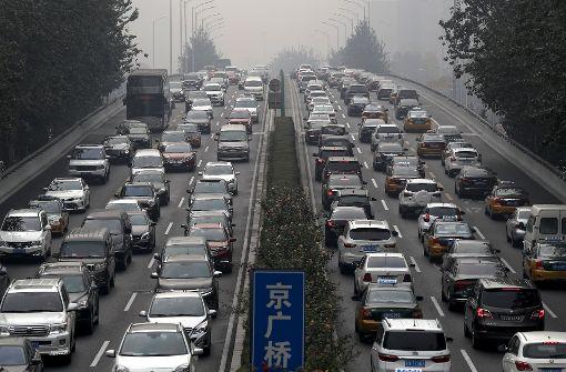 China bleibt Lokomotive des Welt-Automarkts