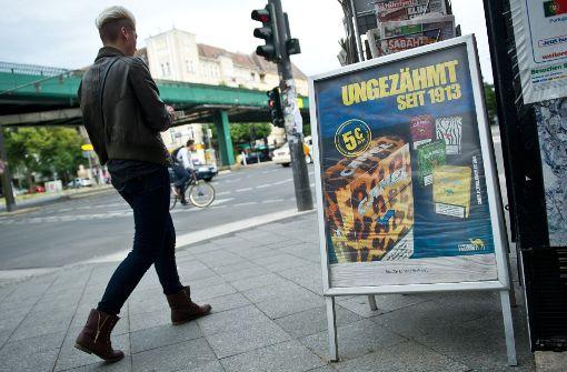 Tabak-Werbeverbot entzweit Union