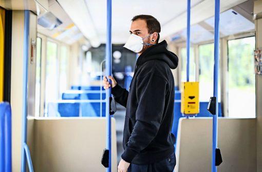 Maskenpflicht bringt die Busfahrer in die Zwickmühle