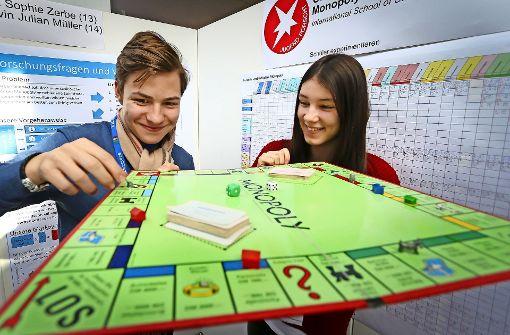 Mehr Moos mit Mathe bei Monopoly