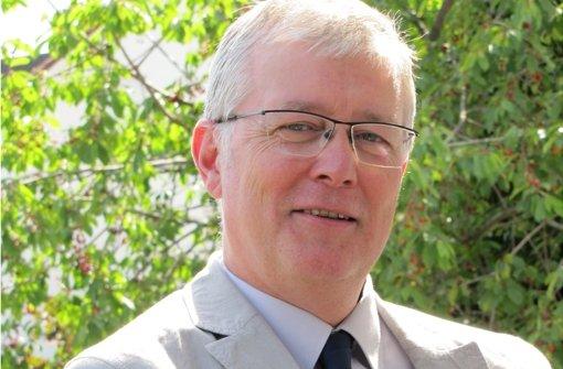 Pfarrer Rossnagel sagt Adieu