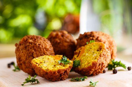 Vegane Falafel und vegetarische Nuggets zurückgerufen