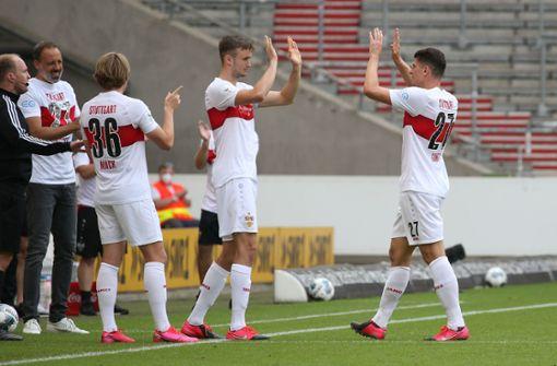VfB Stuttgart steigt in die Bundesliga auf